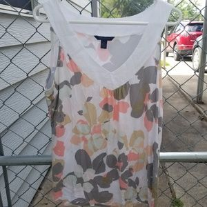 Tommy Hilfiger Floral Tank Top A06